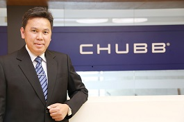Rigo Patra Buana Director of PT Chubb General Insurance Indonesia