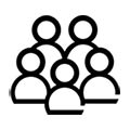 group of people icon