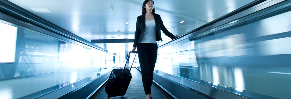 Female travellers can learn these 10 tips to travel safer