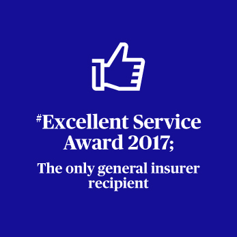 Excellent Service Award 2017