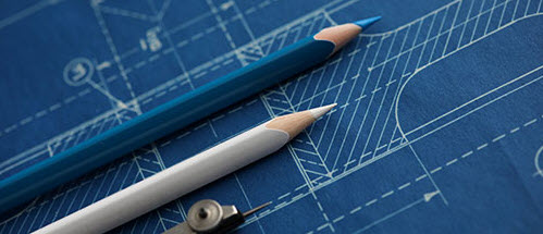 Drafting tool with pencils