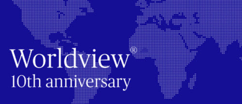 World view 10th anniversary